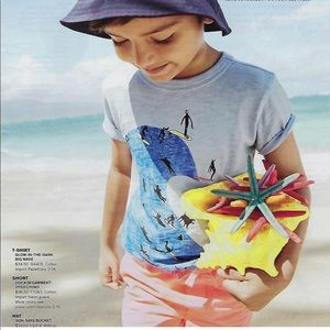 ... special section 3be48 cbe08 J. Crew Accessories - JCrew Crewcuts Kids  sun-safe bucket ... 8f2d37f1208f